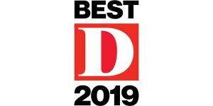 Best of D Award 2019 from D Magazine